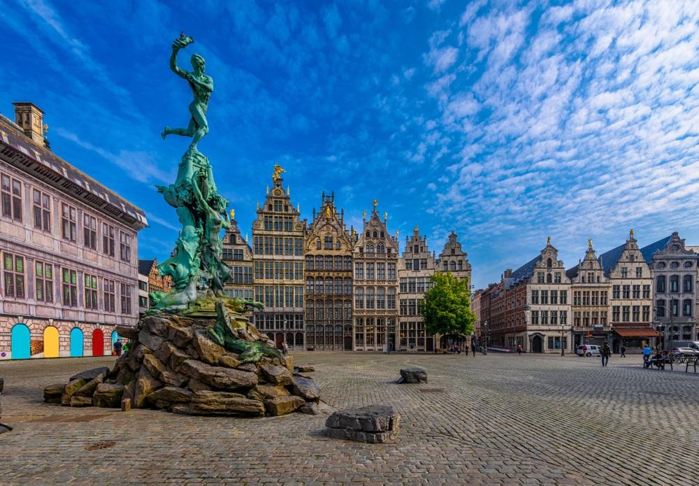 Leer de stad Antwerpen kennen op verschillende manieren