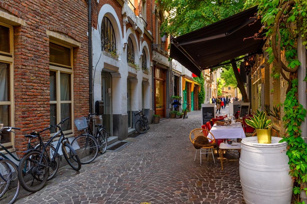 Ontdek Antwerpen al wandelend